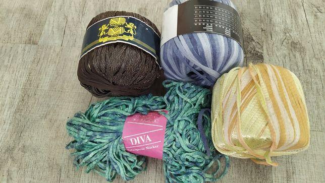 Пряжа, нитки для вязания