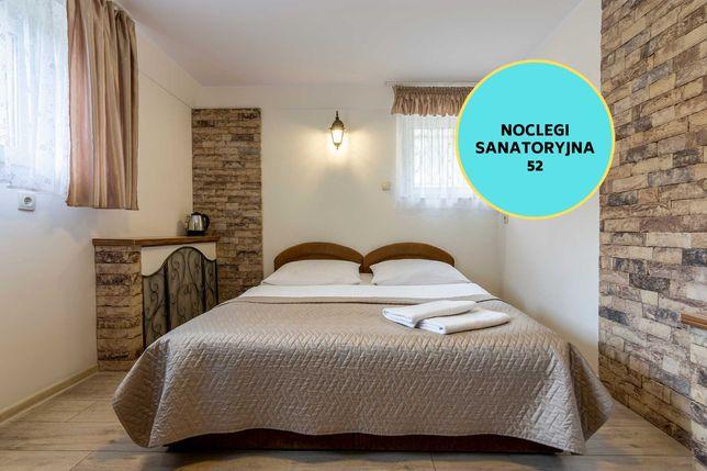 Noclegi/ Pensjonat przy Lesie/ Bydgoszcz Sanatoryjna 52