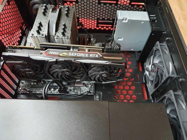 MSI GeForce RTX 2080 SUPER gaming x trio 8GB