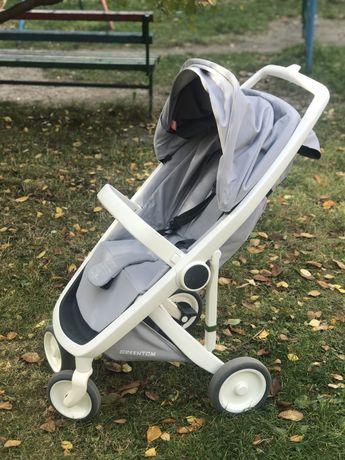 Продам коляску для  прогулок Greentom