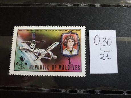 znaczki pocztowe stemplowane - technika