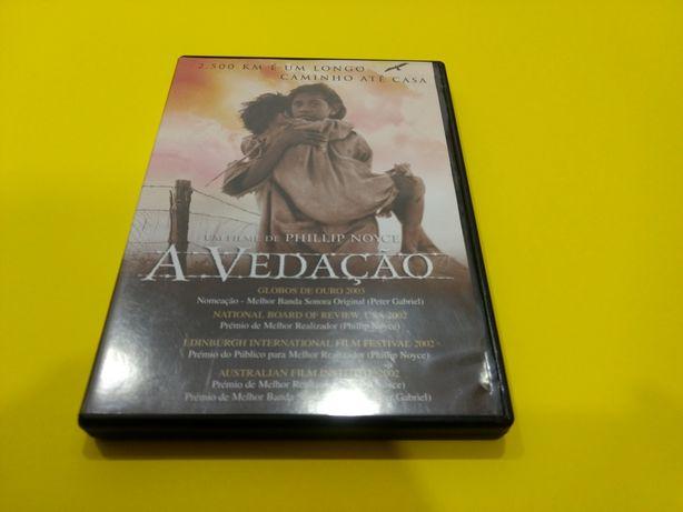 Filme DVD: A Vedação (NOVO) *troco