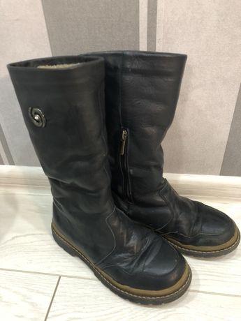 Зимние ботинки Bistfor на девочку