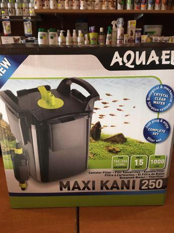 Aquael filtr zewnętrzny MAXI KANI 250 - Małe ZOO Płaskowickiej