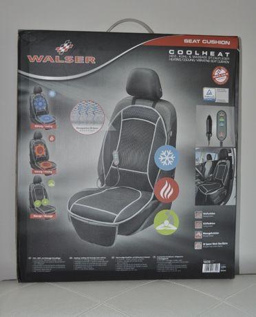 Mata na siedzenie samochodowe z funkcją grzania chłodzenia i masażu