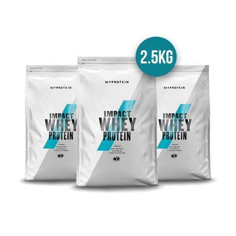 Myprotein Impact Whey 2.5 kg ( аналог ON Whey Gold Standart)