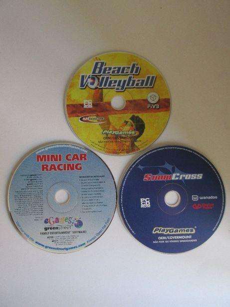 3 Jogos PC - como novos