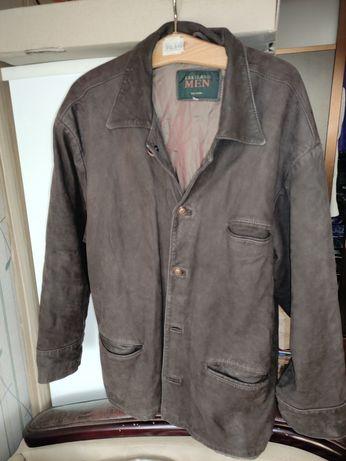 Мужская кожаная куртка, шкіряна куртка, пиджак