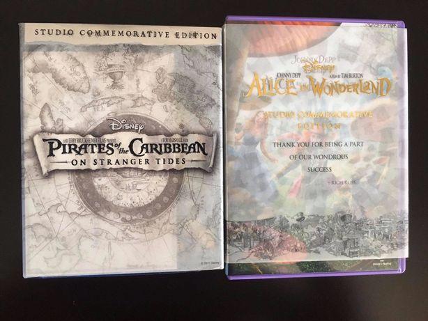 DVD's Originais e Edição Especial