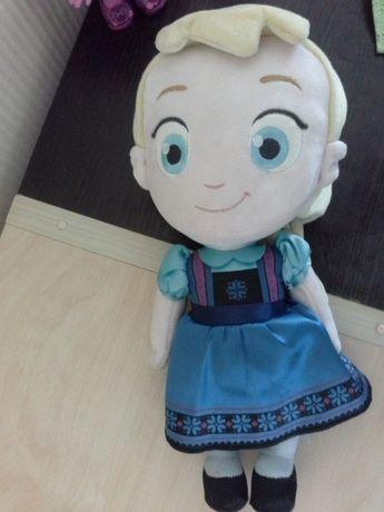 Мягкая кукла Эльза (Disney store)