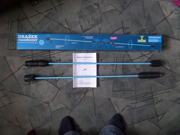 Składany drążek treningowy 160cm