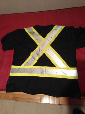 Nowa koszulka odblaskowa marki 3M