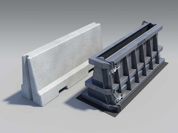 Formy stalowe EKAD.PL Polski producent beton