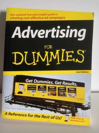 Advertising for Dummies Copywriting dla bystrzaków Marketing Sprzedaż