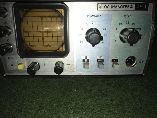 Miernik Oscyloscop Op-1