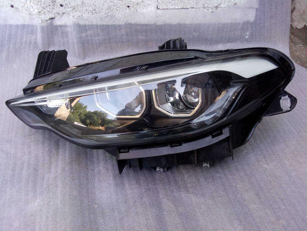 Fiat Tipo II Reflektor, lampa lewy przód soczewka + LED 2019
