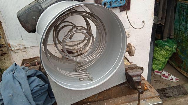 Электрический нагреватель воздуха Systemair CB 400-9,0 400V/3