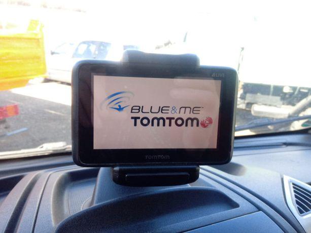 Nawigacja samochodowa Tomtom live fabrycznie Fiat Ducato 2012