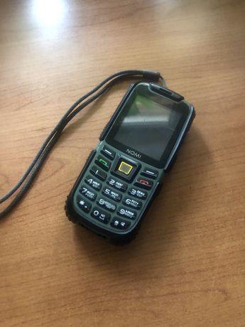 Бронированый телефон противоударный nomi xtrim