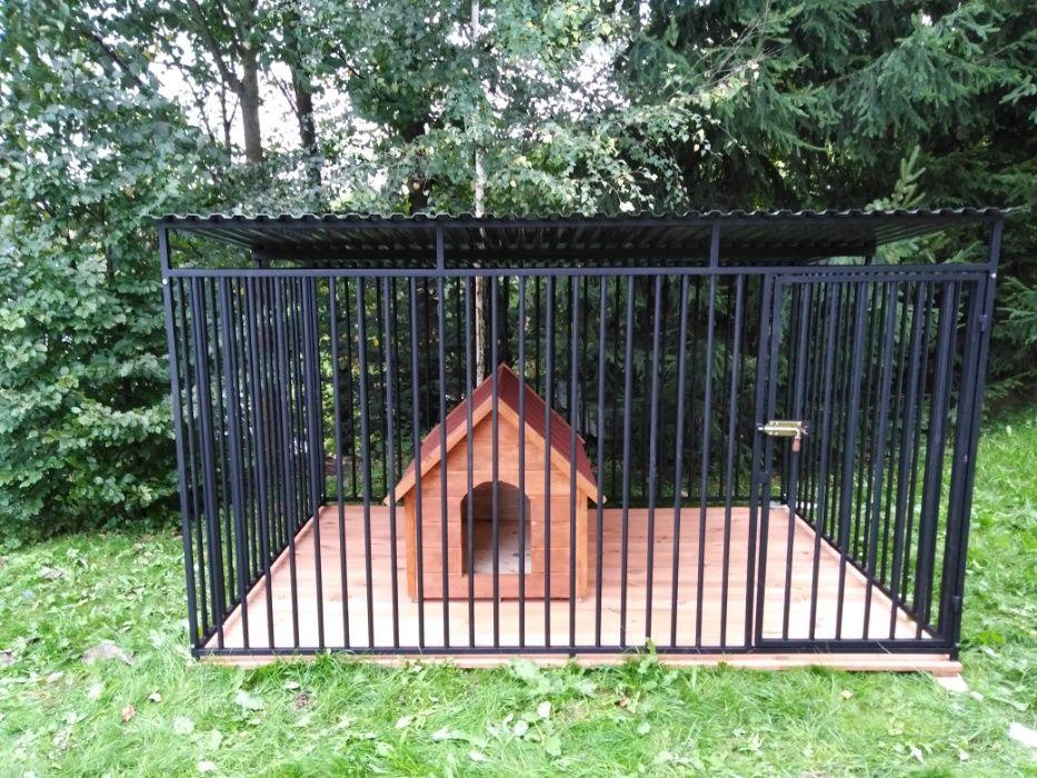 Wytrzymały kojec dla psa 3x2 m, szybka realizacja Iwonicz-Zdrój - image 1