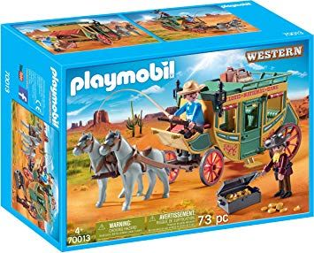 Playmobil 70013 Diligência do Oeste - NOVO