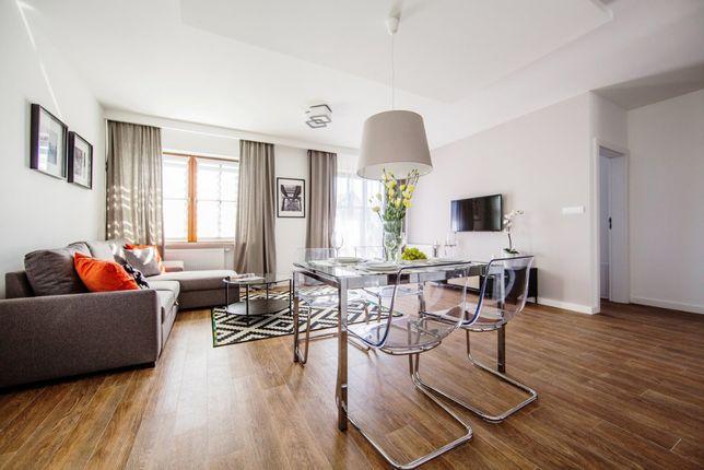 Apartament - miejsce dla rodziny i do pracy zdalnej