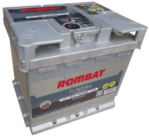 Akumulator Rombat Tundra Mutlu Moll Metair 55Ah 540A Kraków Azory