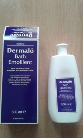 Płyn do kąpieli DERMALO dla dzieci, do skóry wrażliwej, egzema 500 ml