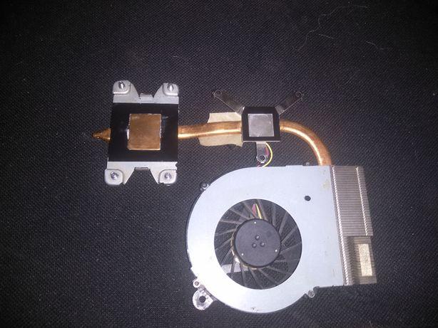 Система охлаждения для Hp g6