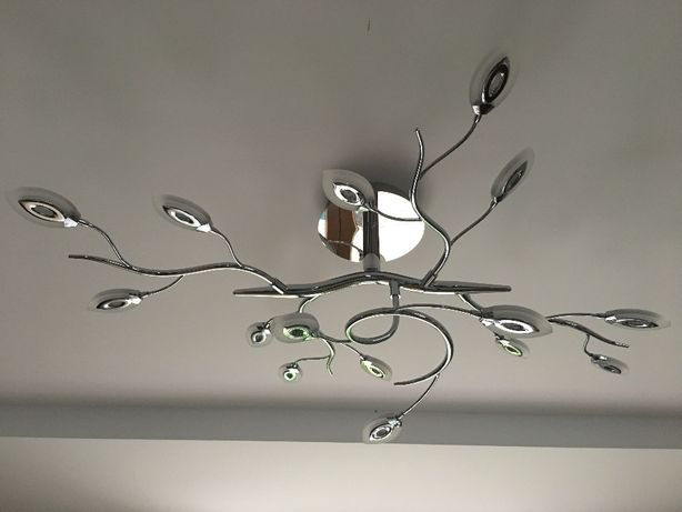 Lampa sufitowa LED Wofi Fellow