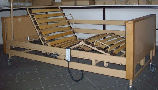 Łóżko na pilota dla niepełnosprawnych i chorych Rehabilitacyjne
