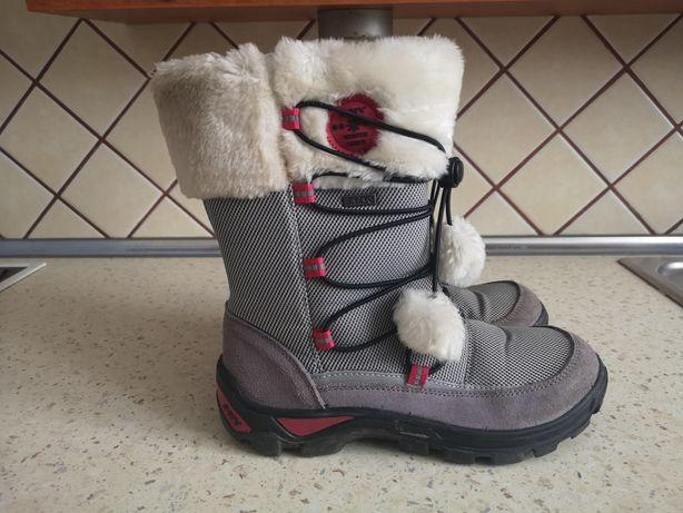 Sprzedam buty zimowe firmy  Bartek roz.36