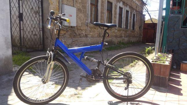"""СРОЧНО!!! Велосипед горный двухподвес 26"""""""