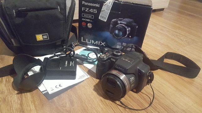 Panasonic Lumix FZ45 jak nowy