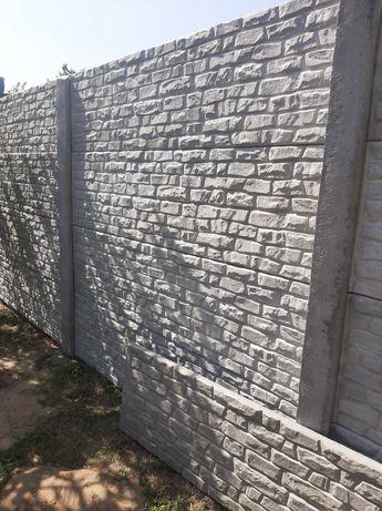 Качественные Еврозаборы, бетонный ЕВРОЗАБОР, забор.