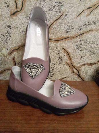Туфли  Bells натуральная кожа