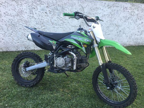 Pitbike Malcor XM160cc