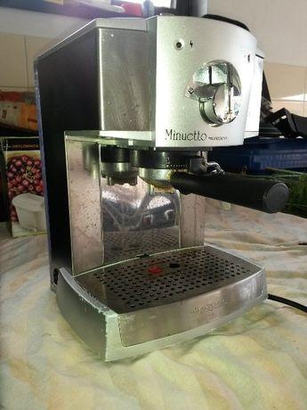 Ekspres do kawy Minuetto -uszkodzony-z Lidla -na części