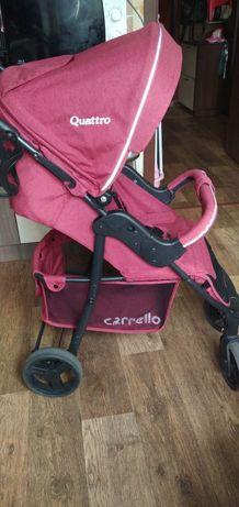 Прогулянкова коляска Carrello Guattro