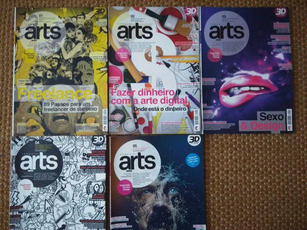 Revista design - Computer Arte Portuguesa