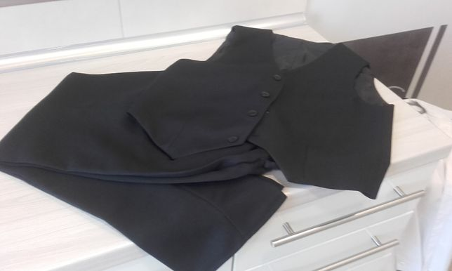 Kamizelka spodnie -komunia