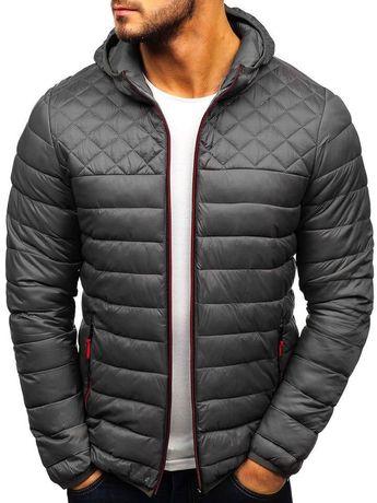 Куртка с капюшоном на осень
