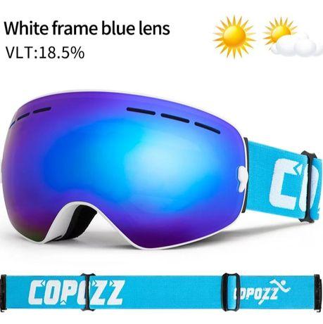 Новая маска Copozz оригинал горнолыжная очки сноубор