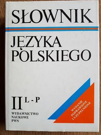 Słownik języka polskiego, pod red. Szymczaka, t. 1-3 + suplement