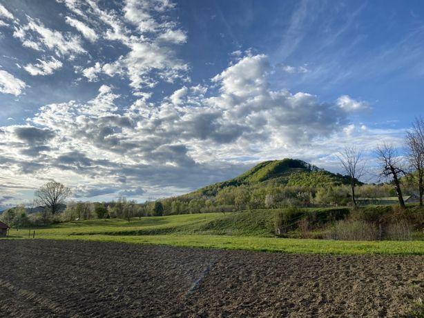 Земельна ділянка в на Косівщині