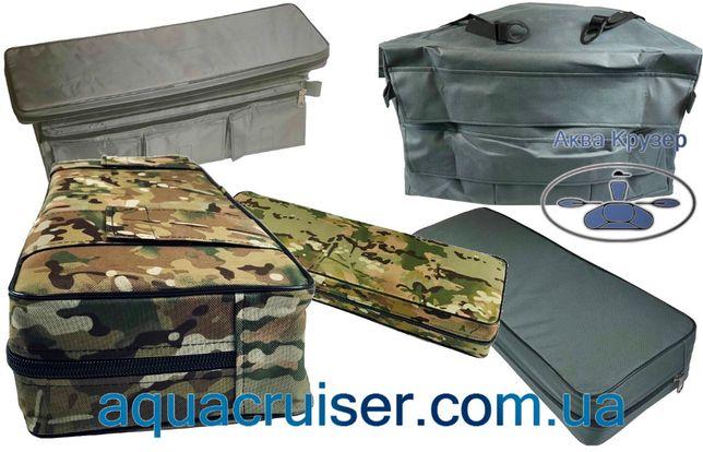 Мягкая накладка на сиденье для надувной лодки ПВХ сидение сумка рундук