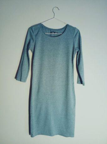 Сіра сукня (Sinsay)
