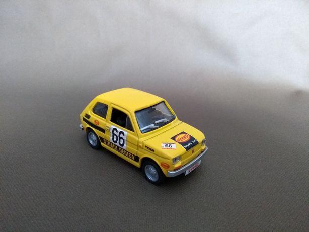 Fiat 126p M.Ryndak Rajd Krakowski 1976 Skala 1:43 Konwersja