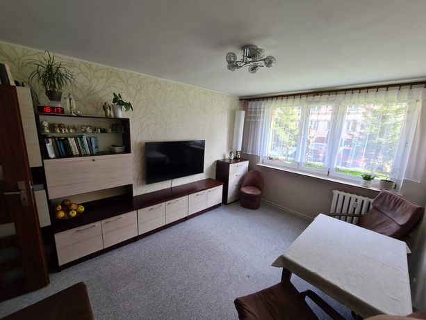 Sprzedam mieszkanie 47,20 m2, 3 pokoje, Lubawa