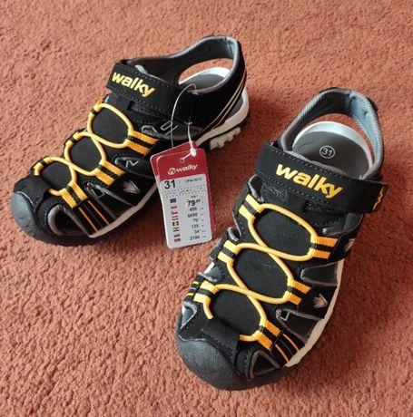 Buty, sandałki chłopięce rozm.31 (NOWE)